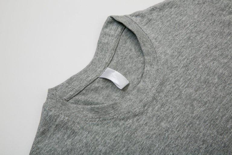 Cotton grey melange t shirts