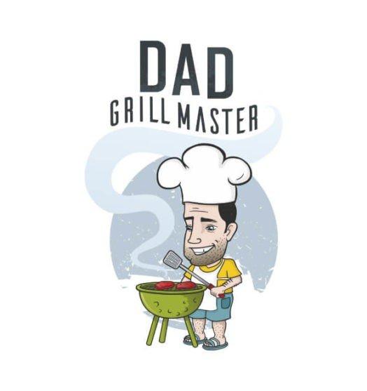 Mens t shirts Grill master