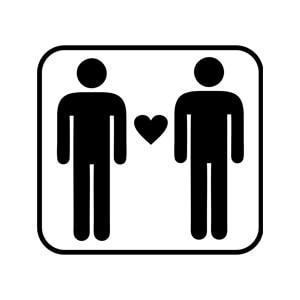 Same sex caps cargo Gay Love