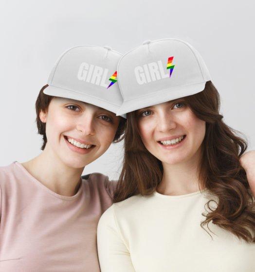 Same sex caps snap five Girl