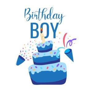 Kids graphic tees Birthday