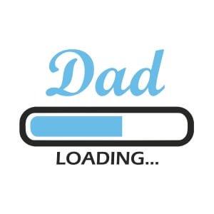 Men graphic tees Dad loading