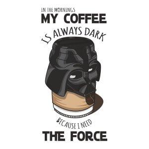 Men graphic tees Coffee