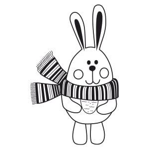 Men graphic tees Rabbit