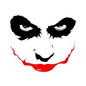 Short sleeve men graphic tees Joker
