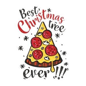 Short sleeve kids Christmas t shirts Best Christmas tree