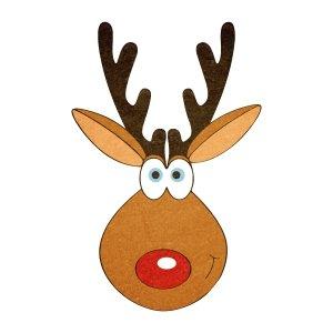 Short sleeve kids Christmas t shirts Happy deer