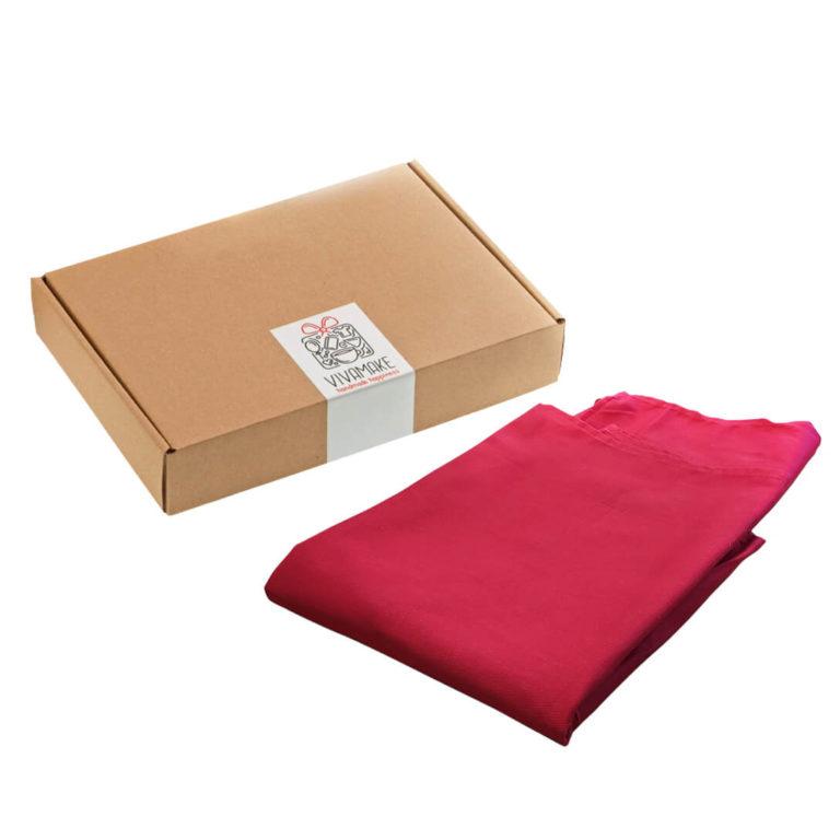 universal red apron