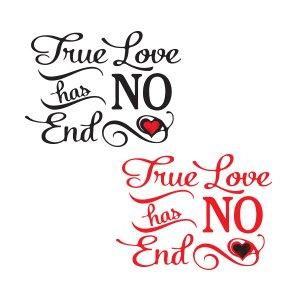matching couple tees True love
